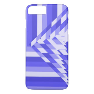 blue triangle iPhone 8 plus/7 plus case