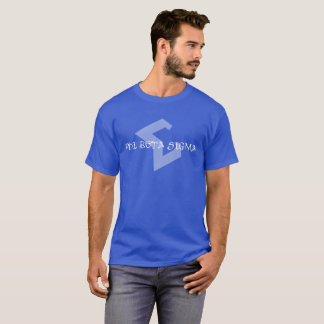Blue Tribal Sigma shirt