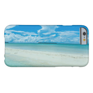 Blue tropical seascape, Palau Barely There iPhone 6 Case