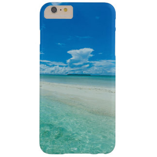 Blue tropical seascape, Palau Barely There iPhone 6 Plus Case