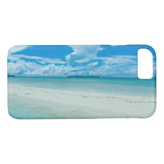 Blue tropical seascape, Palau iPhone 8/7 Case