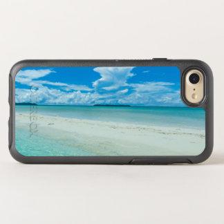 Blue tropical seascape, Palau OtterBox Symmetry iPhone 8/7 Case