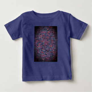 Blue tshirt with Pixel art