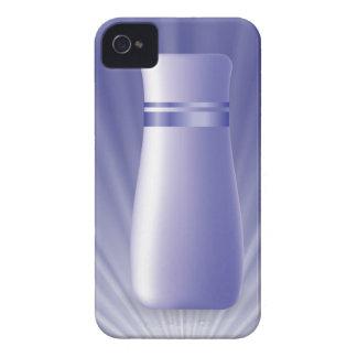 blue tube iPhone 4 Case-Mate case