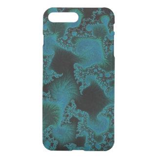 Blue Turquoise Fractal iPhone 7 Plus Case