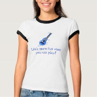 blue uke T-Shirt