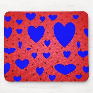Blue Valetine Mousepad