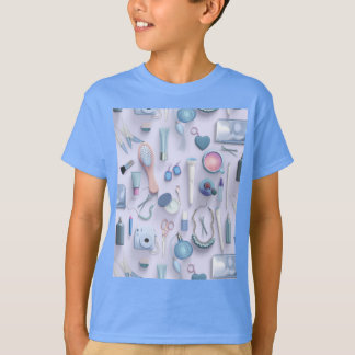 Blue Vanity Table T-Shirt