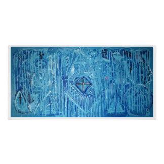 Blue Veil Poster