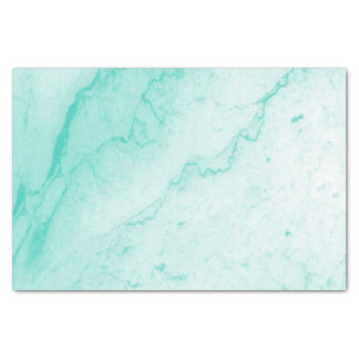 Blue Veined Marble Tissue Paper