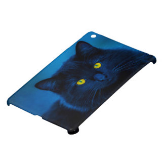 Blue Velvet Cover For The iPad Mini