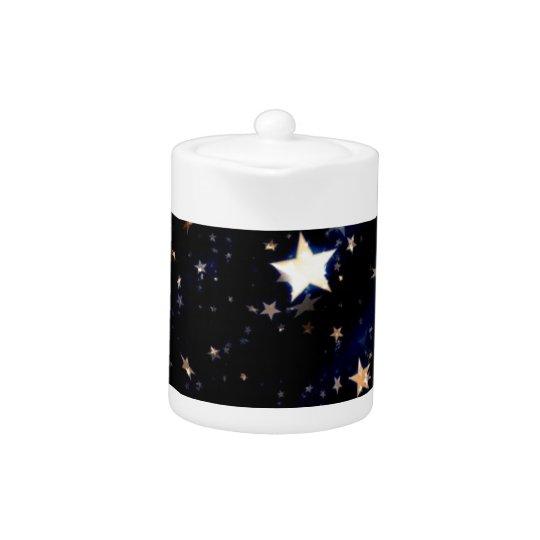 Blue Velvet Effect Stars