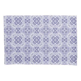 Blue Versailles Garden Pillowcase