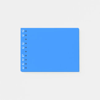 Blue Vertical To Do List Post-it Notes