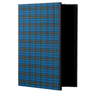 Blue Vintage Plaid Powis iPad Air 2 Case