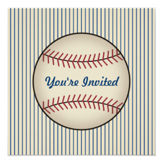 Vintage Baseball Birthday Cards Photocards Invitations More