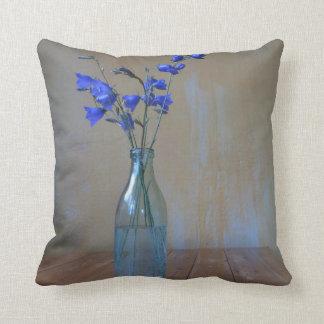 Blue Violet Pillow