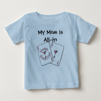Blue W.W.P. Infant T-shirt