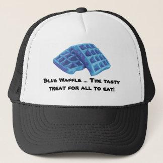 Blue Waffle - Tasty Treat Trucker Hat