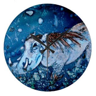 Blue Warthog Wallclocks