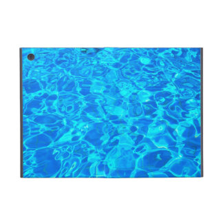 blue water background iPad Mini Case