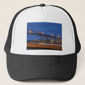 Blue Water Bridge Trucker Hat