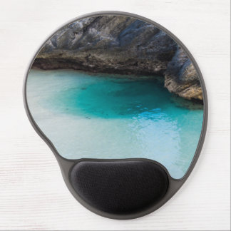 Blue Water Gel Mouse Pad