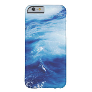 Blue Water Waves in Ocean Barely There iPhone 6 Case