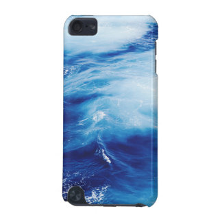 Blue Water Waves in Ocean iPod Touch (5th Generation) Covers