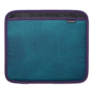 Blue Watercolor iPad Sleeve