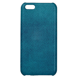 Blue Watercolor iPhone 5C Covers