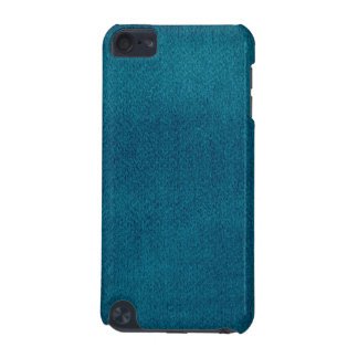 Blue Watercolor iPod Touch (5th Generation) Cover