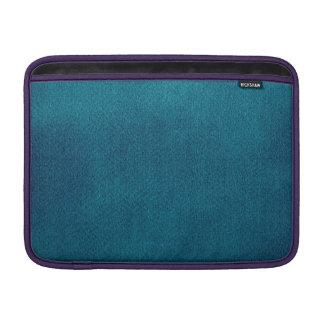 Blue Watercolor MacBook Sleeve
