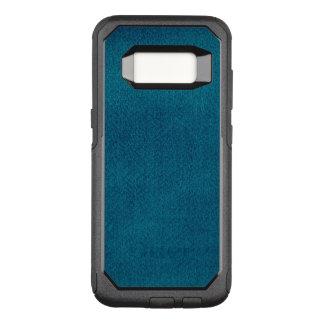 Blue Watercolor OtterBox Commuter Samsung Galaxy S8 Case