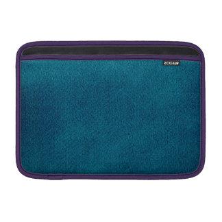 Blue Watercolor Sleeve For MacBook Air