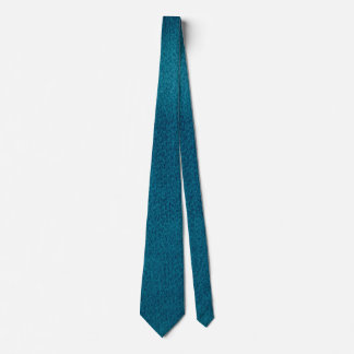 Blue Watercolor Tie