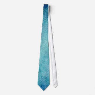 Blue Watercolor Turquoise Paper Background Tie