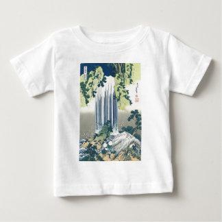 Blue Waterfall Baby T-Shirt