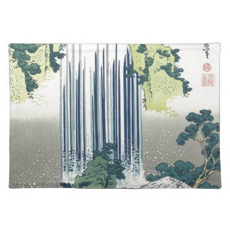 Blue Waterfall Placemat