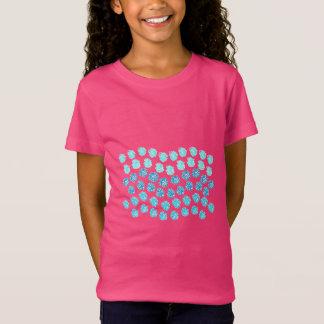Blue Waves Girls' Fine Jersey T-Shirt