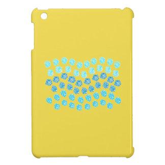 Blue Waves Glossy iPad Mini Case
