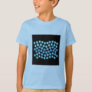 Blue Waves Kids' T-Shirt