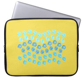 Blue Waves Laptop Sleeve 15''