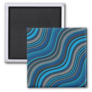 Blue Waves Magnet