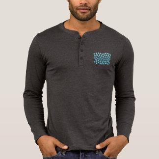 Blue Waves Men's Long Sleeve T-Shirt