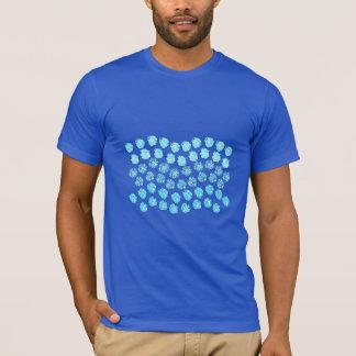 Blue Waves Men's T-Shirt