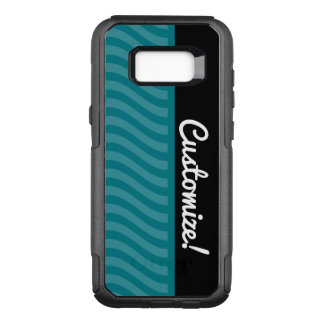 Blue Waves OtterBox Commuter Samsung Galaxy S8+ Case