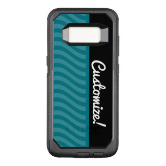 Blue Waves OtterBox Commuter Samsung Galaxy S8 Case