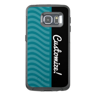 Blue Waves OtterBox Samsung Galaxy S6 Edge Case