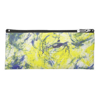 Blue Waves Pencil Case